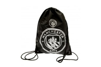 Spot On Gifts React Football Club Gym Bag (Manchester City)