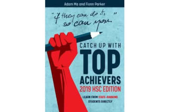 Catch Up with Top-Achievers - 2019 Hsc Edition