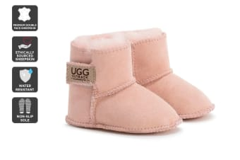 Outback Ugg Baby Classic - Premium Double Face Sheepskin (Pink)