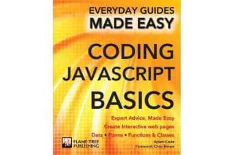 Coding Javascript Basics - Expert Advice, Made Easy