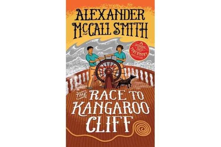 Race to Kangaroo Cliff - A School Ship Tobermory Adventure (Book 3)