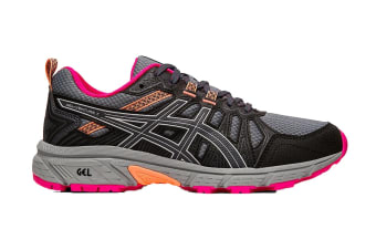 ASICS Women's Gel-Venture 7 Running Shoe (Carrier Grey/Silver, Size 6.5 US)