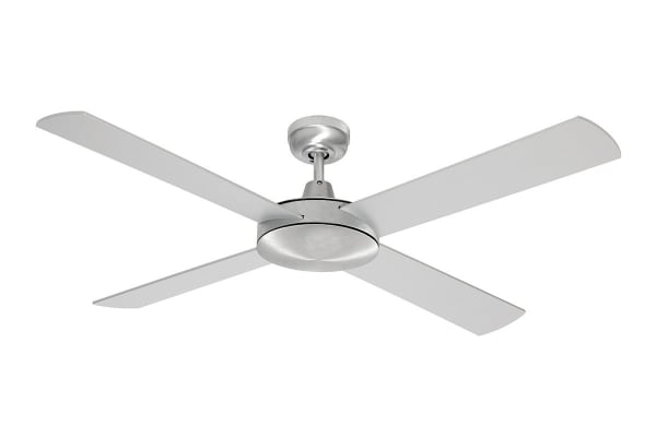 Mercator Grange 1300mm Ceiling Fan - Brushed Steel (FC030134BS)