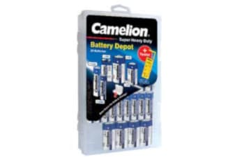 Camelion Shd Family  Blue Series Battery Depot