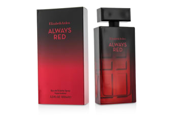 Elizabeth Arden Always Red EDT Spray 100ml/3.3oz