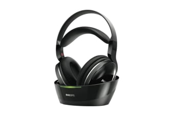 Philips Digital Wireless Headphones with Cradle (SHD8800)