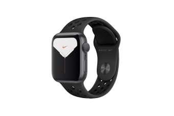 Apple Watch Nike+ Series 5 (Space Gray Aluminum, 40mm, Anthracite/Black Nike Sport Band, GPS Only)