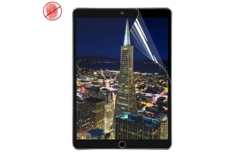 Transparent For iPad Pro 10.5 inch A1701 A1709 PET Anti-glare Screen Protector