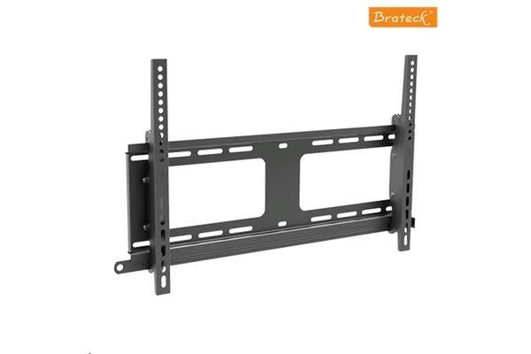 "BRATECK 37-70"" Anti-theft Tilting   Curved & Flat Panel TV Wall Bracket. Max VESA 600x400mm"