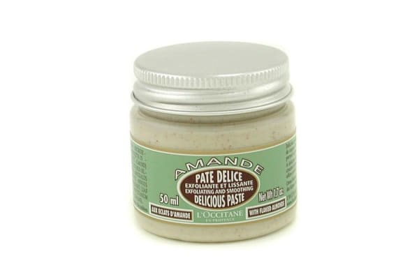 L'Occitane Almond Exfoliating & Smoothing Delicious Paste (Travel Size) (50ml/1.7oz)
