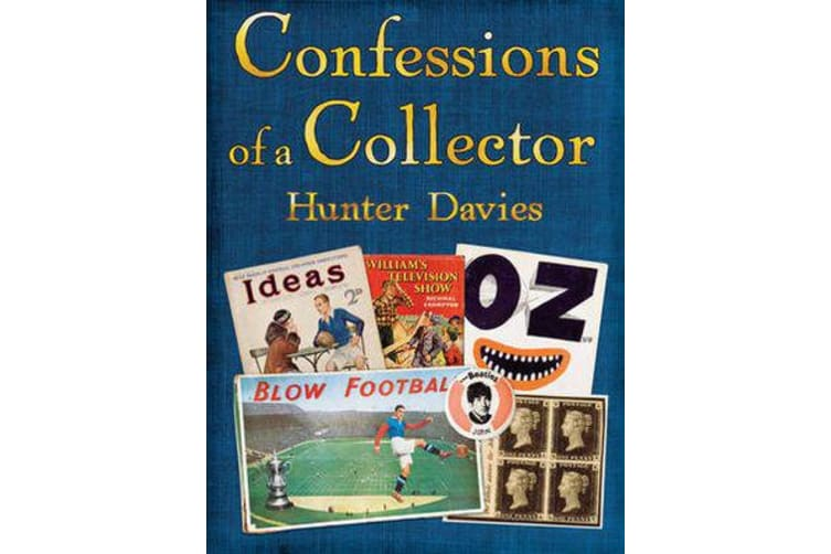 Confessions of a Collector - Or, How to be a Part-time Treasure Hunter