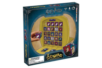 Top Trumps Match Harry Potter Board Memory Game Cards 4y+ Family/Kids/Adult/Toy