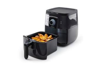 Black 3L Air Fryer Electric -EUC-AF3B
