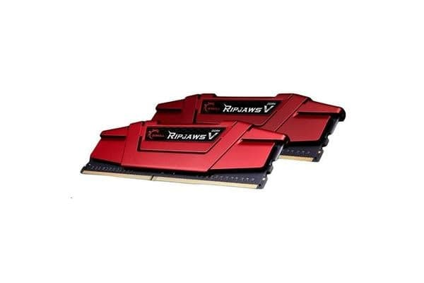 G.SKILL Ripjaws V Series 16GB (2 x 8GB) DDR4 2400Mhz CL15 1.2v Desktop Memory     Model