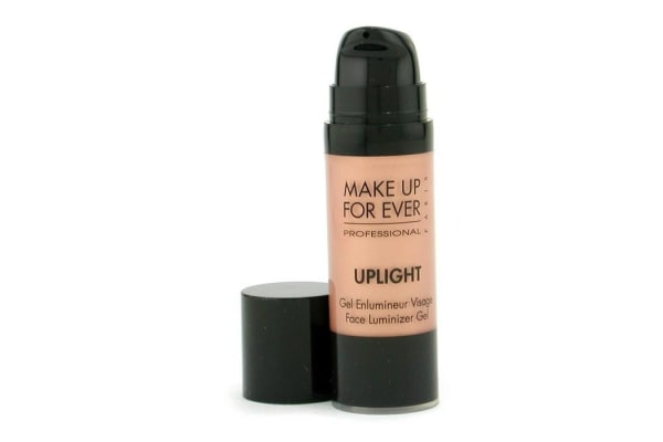 Make Up For Ever Uplight Face Luminizer Gel - #23 (Pearly Golden Flesh) (16.5ml/0.55oz)