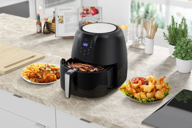 Kogan 7.2L Digital Low Fat 1800W Air Fryer