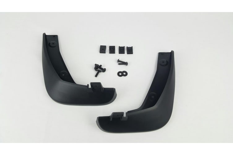 New Genuine Mazda 6 GJ GL Rear Mud Flap Guard Kit 2012 - 2/2018 Sedan GHK3V3460
