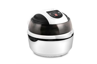 5 Star Chef Oil-Less Air Fryer 10L (White)