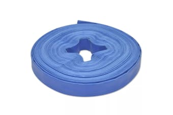 "vidaXL Flat Hose 25 m 1"" PVC Water Delivery"