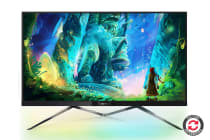 "Refurbished Philips 35"" Full HD 1920x1080 Momentum IPS LED FreeSync Monitor (356M6QJAB)"