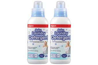 Pigeon 1.2L Laundry Detergent Liquid for Sensitive Skin Baby/Infant/Kid Clothes
