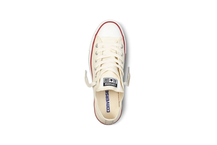 Converse Chuck Taylor All Star Ox Lo (Off White, US Mens 7 / US Womens 9)