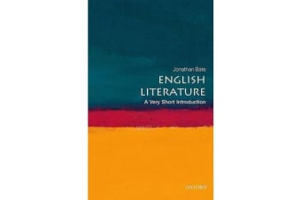 English Literature - A Very Short Introduction