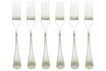 Tablekraft Elite Dessert Forks Set of 6