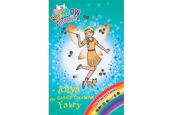 Rainbow Magic: Anya the Cuddly Creatures Fairy - The Princess Fairies Book 3