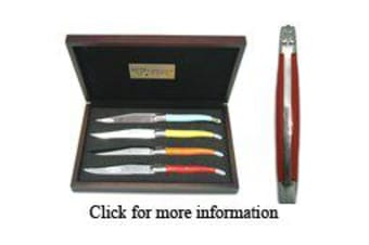 Laguiole En Aubrac Steak Knife Set