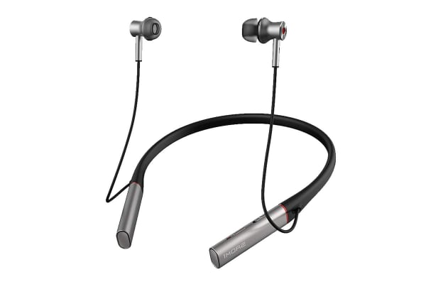 1MORE E1004BA Dual Driver In-Ear Headphones (Grey)