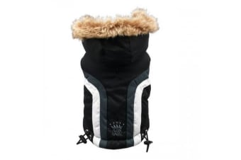 Hip Doggie Swiss Alpine Jacket (Black)