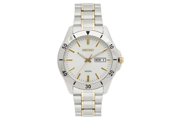 Seiko Men's Classic Watch (SGGA81)