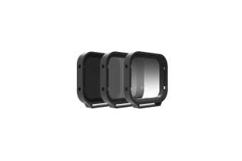 Polar Pro Hero6 / Hero5 Black Edition Venture Filter 3-pack