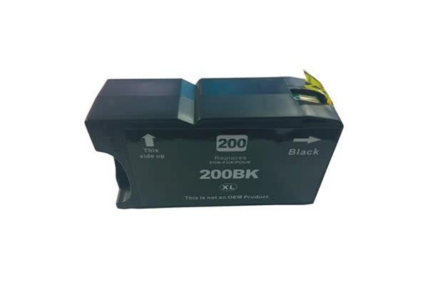 200XL / 220XL Pigment Black Compatible Inkjet Cartridge