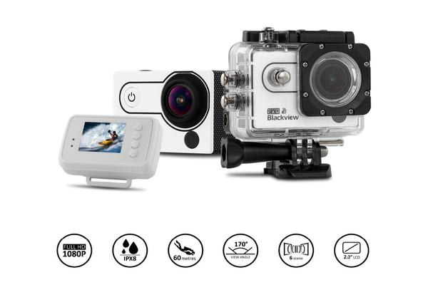 "Hd 1296P Waterproof Sports Camera Recorder Car Cam 1.5"" Lcd Wide Lens Dv800B"