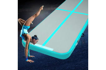 Everfit 5X1M Airtrack Inflatable Air Track Tumbling Mat Floor Home Gymnastics