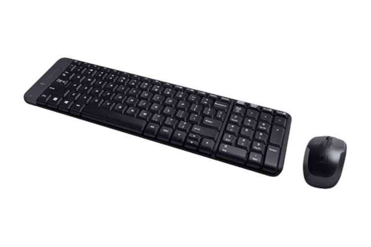 Logitech MK220 Wireless Keyboard and Mouse Pack (920-003235)