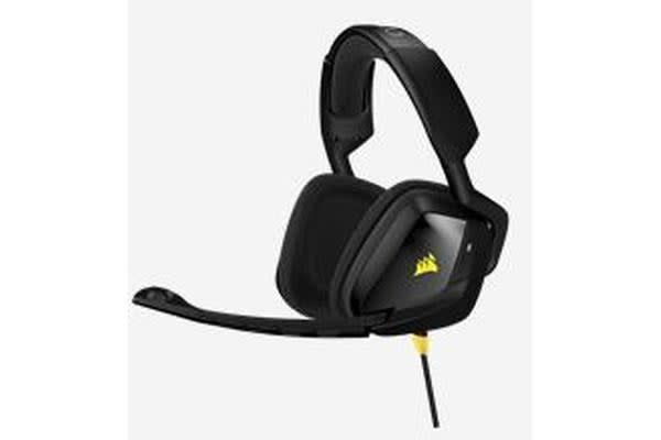 Corsair VOID Stereo Headset Carbon Black 50mm Driver