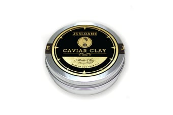 Js Sloane Gentlemans Caviar Clay 100g