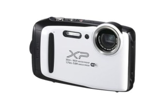 New Fujifilm FinePix XP130 16MP Full HD Digital Camera White (FREE DELIVERY + 1 YEAR AU WARRANTY)