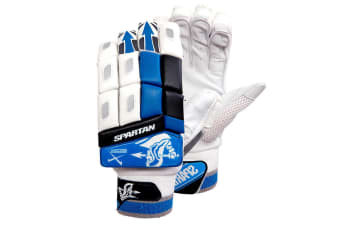 Spartan Cricket X Series Pair Batting Glove Boys Left Handed/Sheep Leather/PVC
