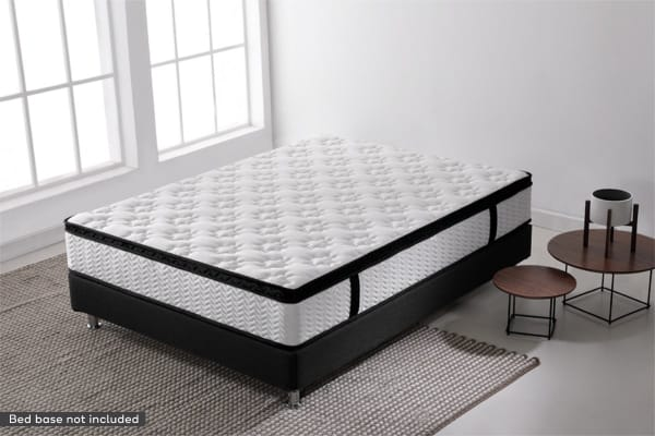 Ultra Comfort Euro Top Latex Mattress (Double)