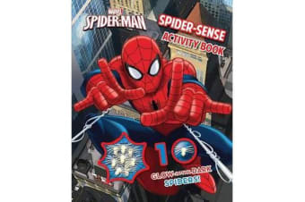 Marvel Spider-Man Spider-Sense Activity Book