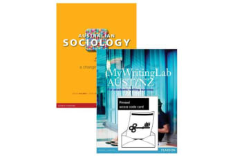 Australian Sociology - A Changing Society + MyLab Writing