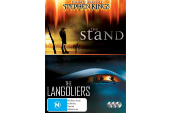 Stephen Kings the Stand / The Langoliers DVD Region 4