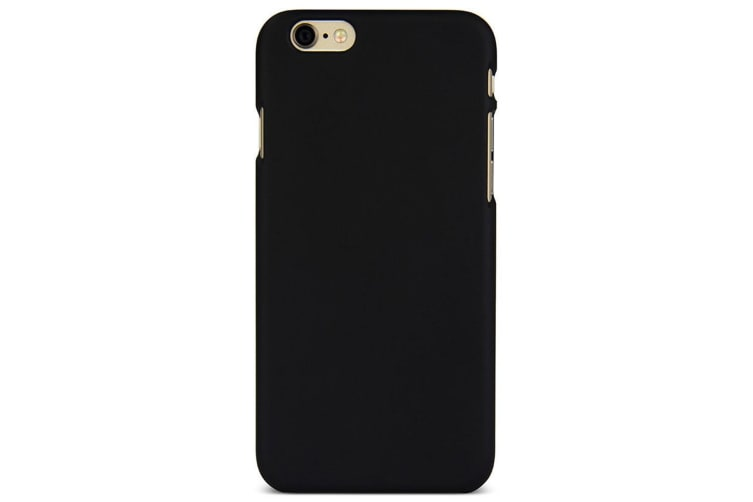 the latest 04774 cd6c7 Gecko Protect Ultra Black Protective Case iPhone 6/6s