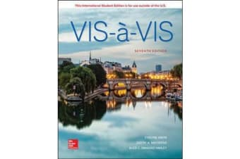 Vis-a-vis - Beginning French (Student Edition)