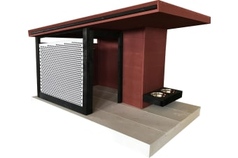Modern Dog House | Freight