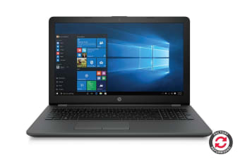 "Refurbished HP 15.6"" 250 G6 Core i3-6006U 4GB RAM 500GB HDD Notebook (2FG07PA)"